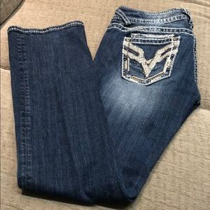 Worn once size 30 jeans